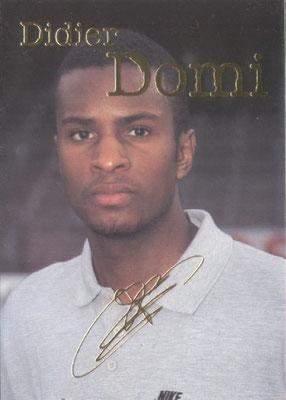 N° 011 - Didier DOMI (Recto)