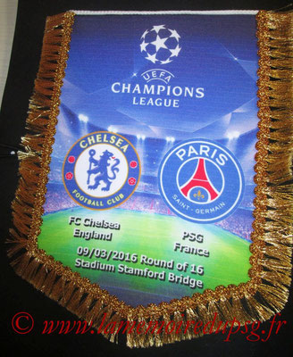 Grand Fanion  Chelsea-PSG  2015-16