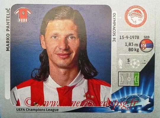 N° 135 - Marko PANTELIC (1997-98, PSG > 2012-13, Olympiakos, GRE)