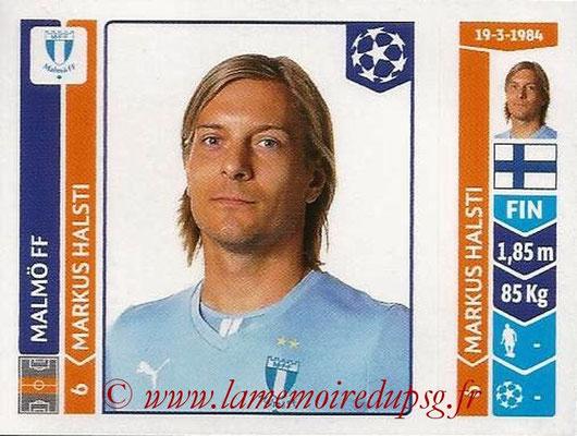 2014-15 - Panini Champions League N° 098 - Markus HALSTI (Malmö FF)