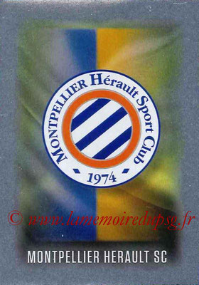 2016-17 - Panini Ligue 1 Stickers - N° 507 - Ecusson Montpellier