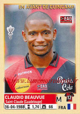2014-15 - Panini Ligue 1 Stickers - N° 108 - Claudio BEAUVUE (EA Guingamp)