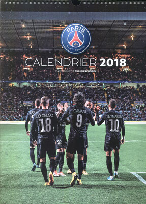 Calendrier PSG 2018