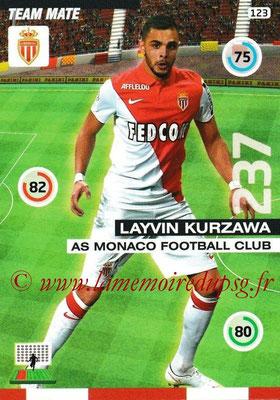 N° 123 - Layvin KURZAWA (2015-16, Monaco, puis PSG)