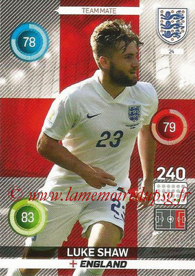 Panini England 2016 Adrenalyn XL - N° 024