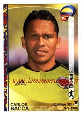 Panini Copa America Centenario USA 2016 Stickers - N° 059 - Carlos BACCA (Colombie)