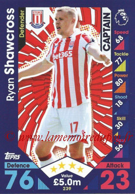 2016-17 - Topps Match Attax Premier League - N° 239