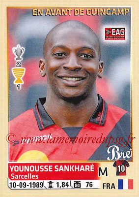 2014-15 - Panini Ligue 1 Stickers - N° 114 - Younousse SANKHARE (EA Guingamp)