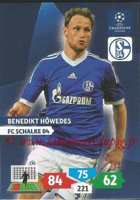 2013-14 - Adrenalyn XL champions League N° 245 - Benedikt HOWEDES (FC Schalke 04)
