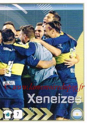 2015-16 - Panini FIFA 365 Stickers - N° 088 - Equipe CA Boca Juniors 2