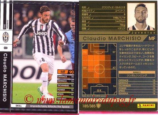 2013-14 - WCCF - N° 185 - Claudio MARCHISIO (Juventus FC)