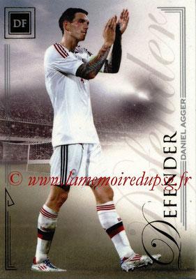 2014 - Futera World Football Unique - N° 008 - Daniel AGGER (Defender)