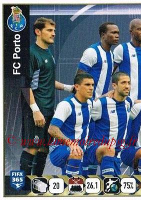 2015-16 - Panini FIFA 365 Stickers - N° 717 - Equipe FC Porto 1