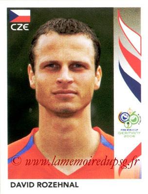 N° 365 - David ROZEHNAL (2005-07, PSG > 2006, République Tchèque)