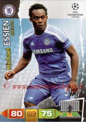 2011-12 - Panini Champions League Cards - N° 086 - Michael ESSIEN (Chelsea FC)