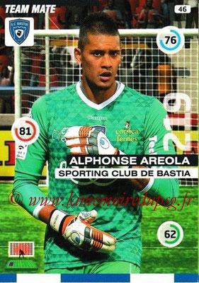 N° 046 - Alphonse AREOLA (2012-??, PSG > 2015-16, Prêt à Bastia puis à Villareal, ESP)
