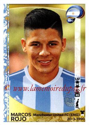 Panini Copa America Centenario USA 2016 Stickers - N° 309 - Marcos ROJO (Argentine)