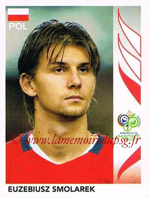 2006 - Panini FIFA World Cup Germany Stickers - N° 067 - Euzebiusz SMOLAREK (Pologne)