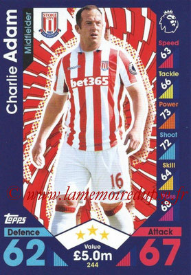2016-17 - Topps Match Attax Premier League - N° 244