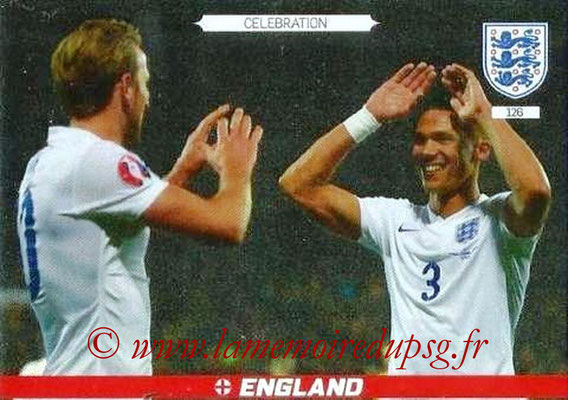 Panini England 2016 Adrenalyn XL - N° 126