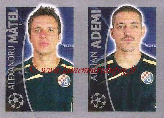 2015-16 - Topps UEFA Champions League Stickers - N° 435 - Alexandru MATEL + Arijan ADEMI (GNK Dinamo Zagreb)