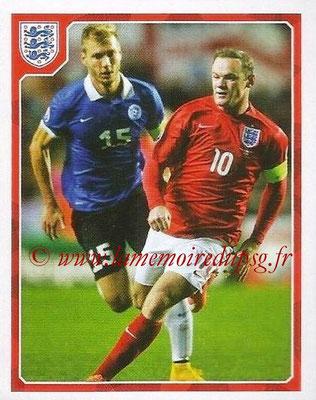 Panini England 2016 - N° 162