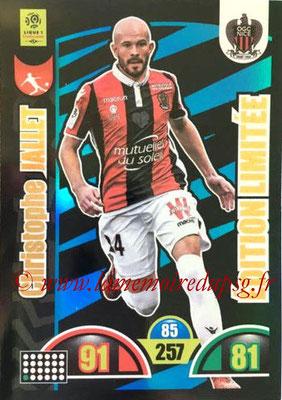 2018-19 - Panini Adrenalyn XL Ligue 1 - N° LE-CJ - Christophe JALLET (Nice) (Edition Limitée)