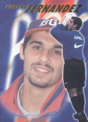 N° 032 - Vincent FERNANDEZ (Recto)