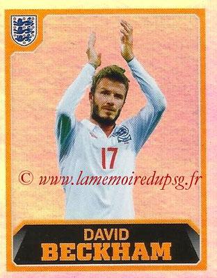 N° 242 - David BECKHAM (Janv à Juin 2013, PSG > 2015, Angleterre)