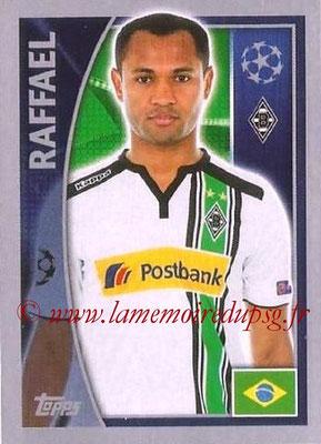2015-16 - Topps UEFA Champions League Stickers - N° 290 - RAFFAEL (VfL Borussia Mönchengladbach)