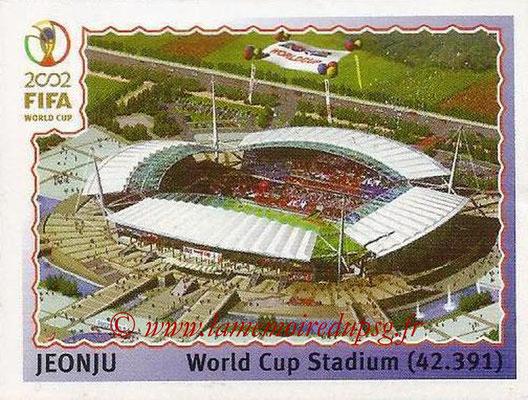 2002 - Panini FIFA World Cup Stickers - N° 011 - Stade Jeonju (World Cup Stadium).JPG
