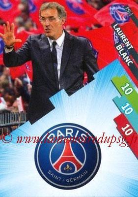 N° 211 - PSG-01 - Laurent BLANC (Entraîneur)