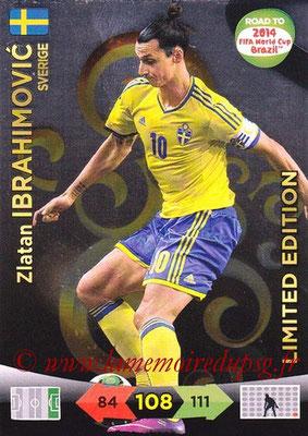 N° LE-ZI - Zlatan IBRAHIMOVIC (2012-??, PSG > 2014, Suède) (Limited Edition)
