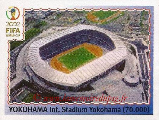 2002 - Panini FIFA World Cup Stickers - N° 015 - Stade Yokohama (International Stadium).JPG