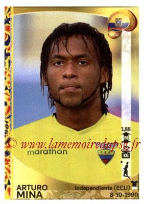 Panini Copa America Centenario USA 2016 Stickers - N° 144 - Arturo MINA (Equateur)