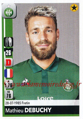 2018-19 - Panini Ligue 1 Stickers - N° 428 - Mathieu DEBUCHY (Saint-Etienne)