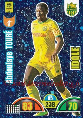 2018-19 - Panini Adrenalyn XL Ligue 1 - N° 381 - Abdoulaye TOURE (Nantes) (Idole)