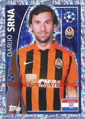 2015-16 - Topps UEFA Champions League Stickers - N° 051 - Darijo SRNA (FC Shakhtar Donetsk)