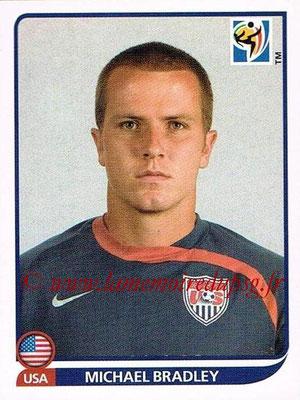 2010 - Panini FIFA World Cup South Africa Stickers - N° 210 - Michael BRADLEY (États Unis)
