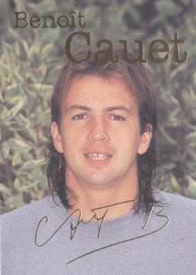 N° 009 - Benoit CAUET (Recto)