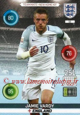 Panini England 2016 Adrenalyn XL - N° 053