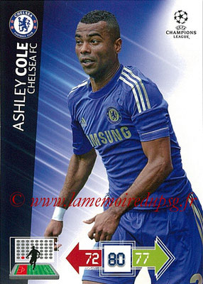 2012-13 - Adrenalyn XL champions League N° 088 - Ryan BERTRAND (Chelsea FC)