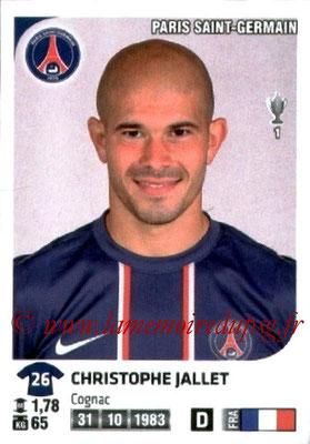 N° 296 - Christophe JALLET
