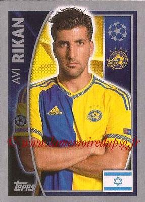 2015-16 - Topps UEFA Champions League Stickers - N° 505 - Avi RIKAN (Maccabi Tel-Aviv FC)