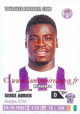 N° 437 - Serge AURIER (2013-14, Toulouse > 2014-??, PSG)