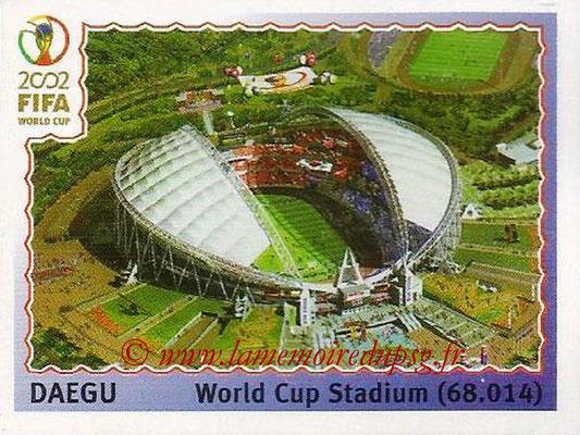 2002 - Panini FIFA World Cup Stickers - N° 007 - Stade Daegu (World Cup Stadium).JPG