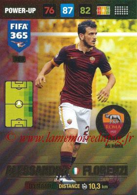 2016-17 - Panini Adrenalyn XL FIFA 365 - N° 385 - Alessandro FLORENZI (AS Roma) (Dynamo)