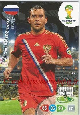 2014 - Panini FIFA World Cup Brazil Adrenalyn XL - N° 290 - Aleksandr ERZHAKOV (Russie)