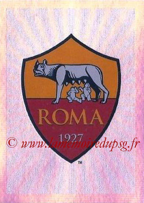 2015-16 - Topps UEFA Champions League Stickers - N° 335 - Logo AS Roma