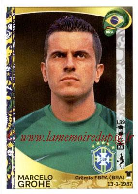 Panini Copa America Centenario USA 2016 Stickers - N° 113 - Marcelo GROHE (Brésil)